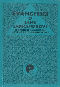 Front page of the book The Protestants about Jan Sarkander
